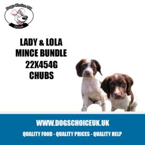 raw dog food bundle